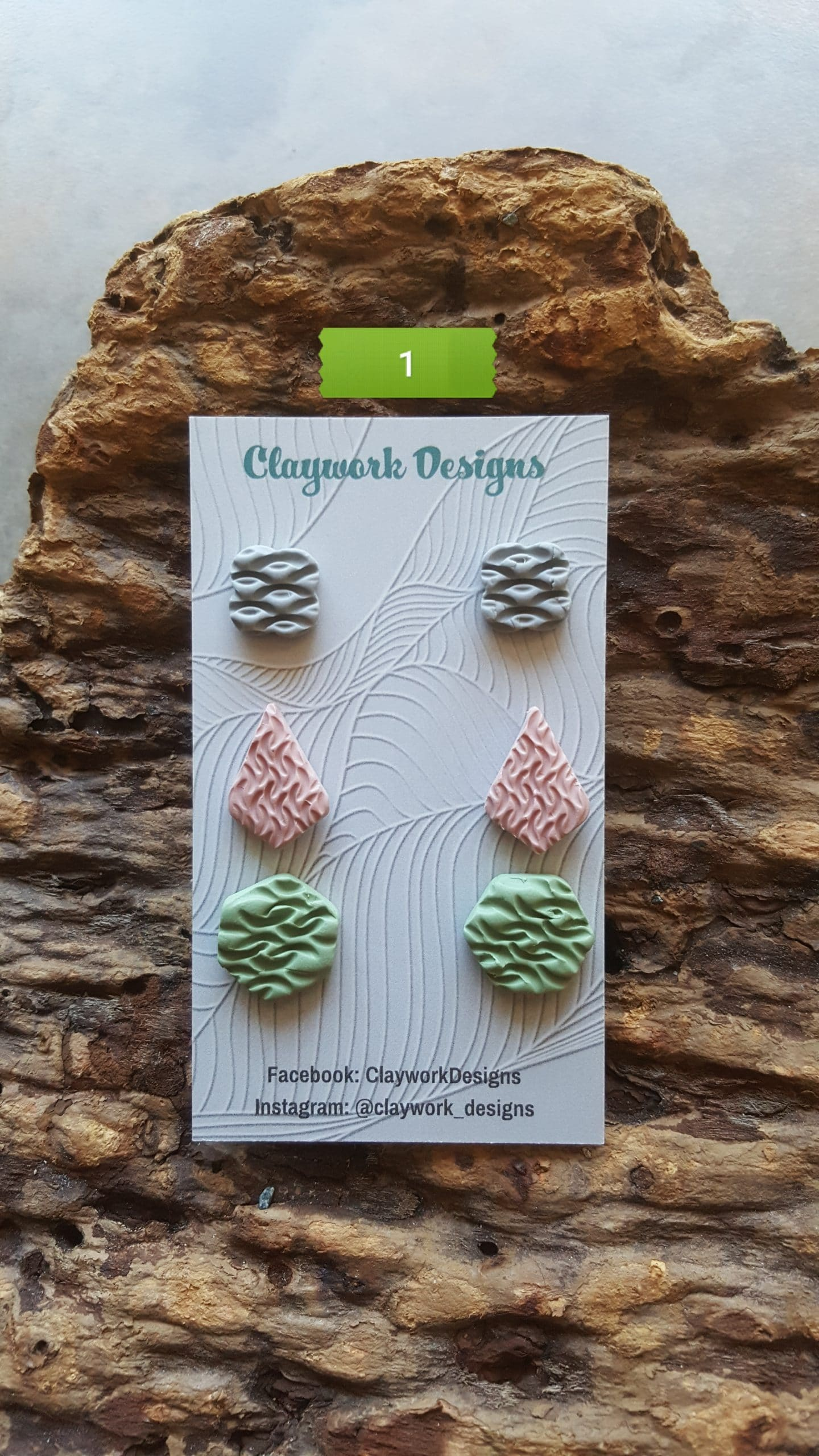 Wirework Designs | Handcrafted chainmaille jewellery and chainmaille products | Chainmaille Weave Stud Earring - 3 Packs | 20210620_171950