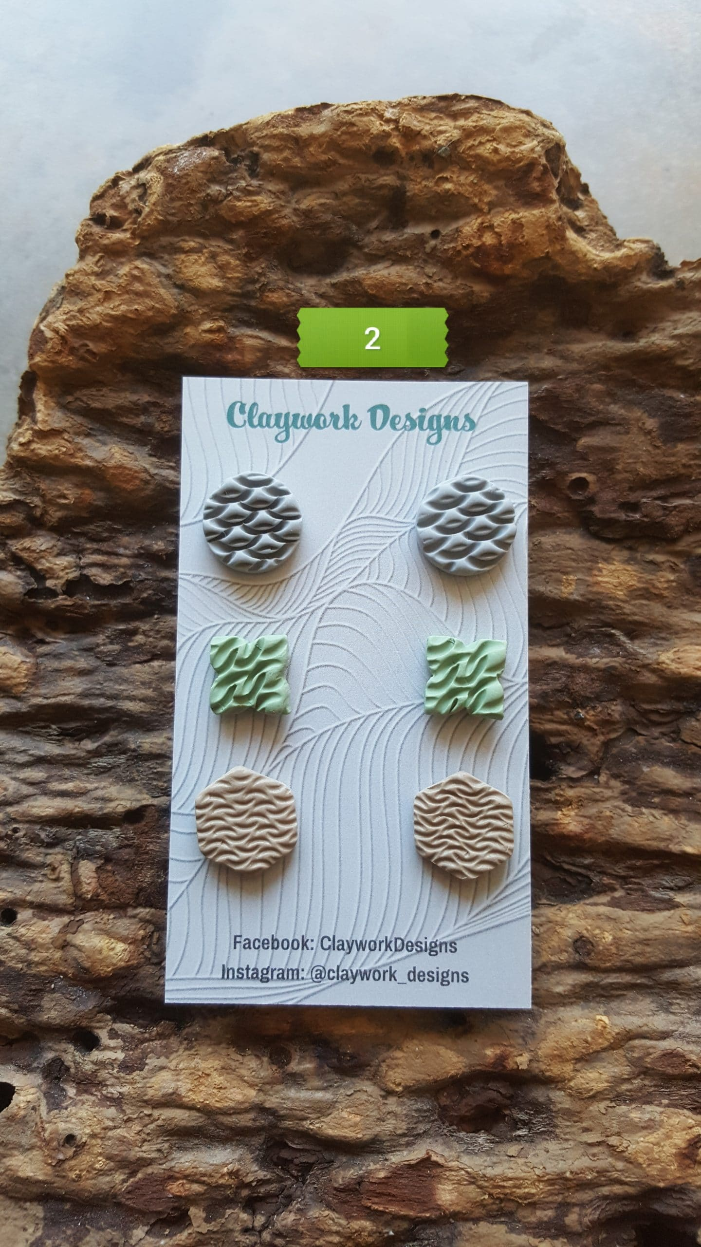 Wirework Designs | Handcrafted chainmaille jewellery and chainmaille products | Chainmaille Weave Stud Earring - 3 Packs | 20210620_172034
