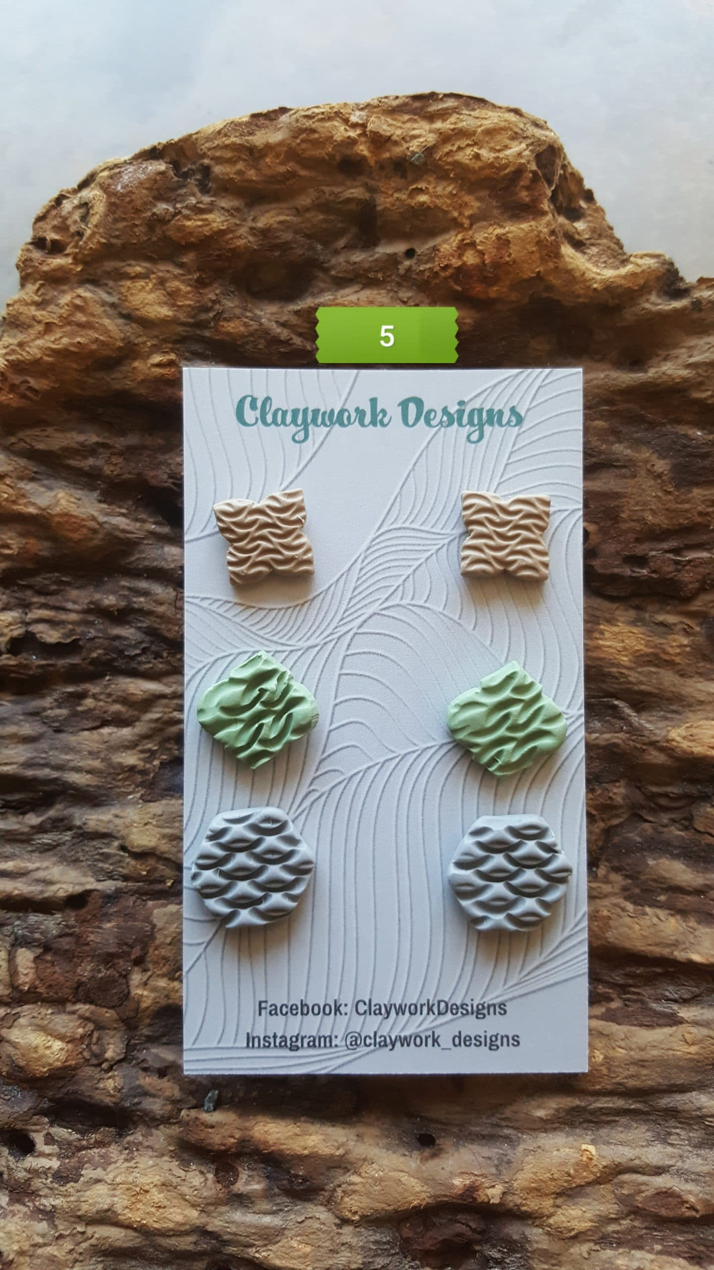 Wirework Designs | Handcrafted chainmaille jewellery and chainmaille products | Chainmaille Weave Stud Earring - 3 Packs | 20210620_172155