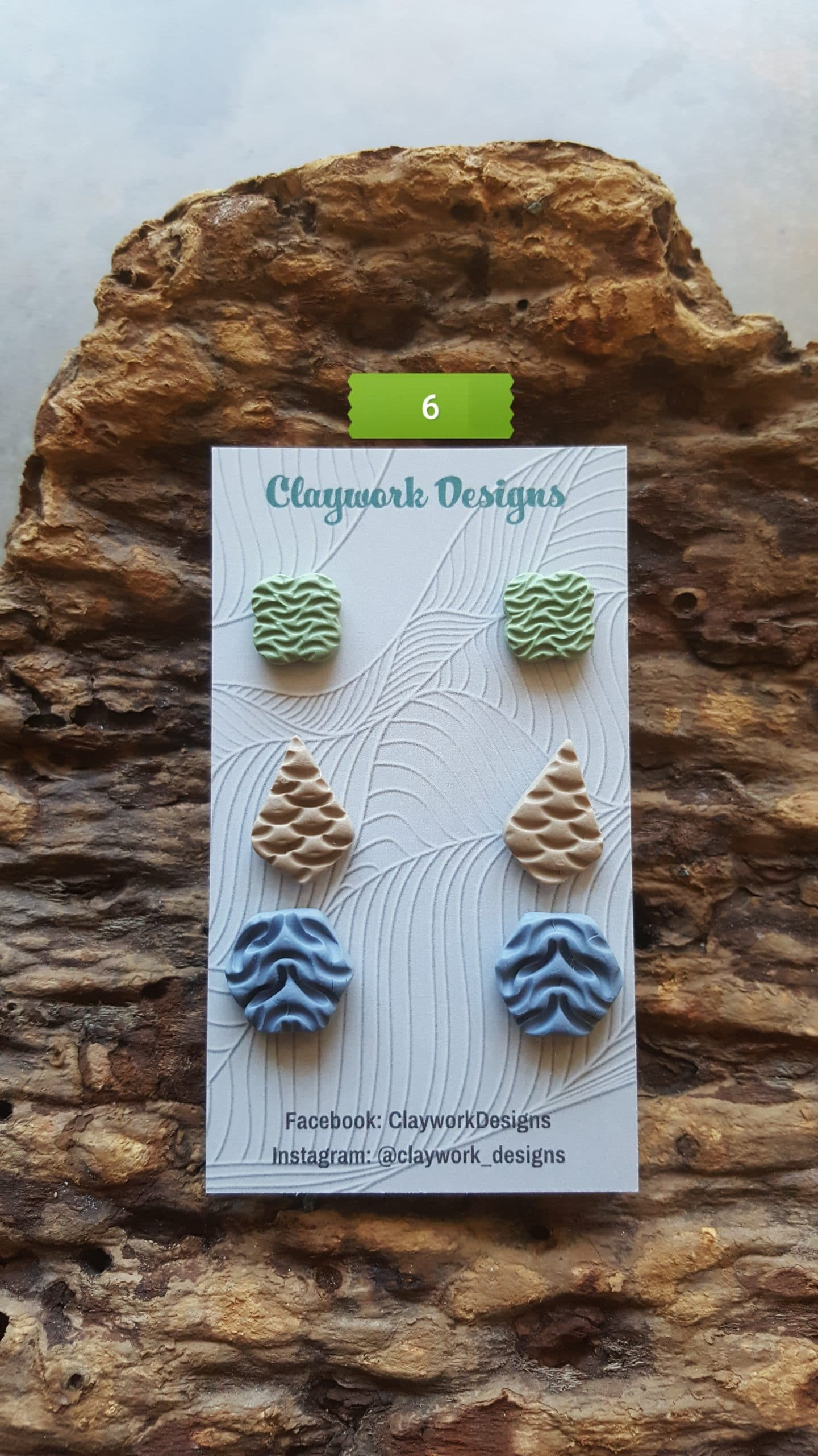 Wirework Designs | Handcrafted chainmaille jewellery and chainmaille products | Chainmaille Weave Stud Earring - 3 Packs | 20210620_172220