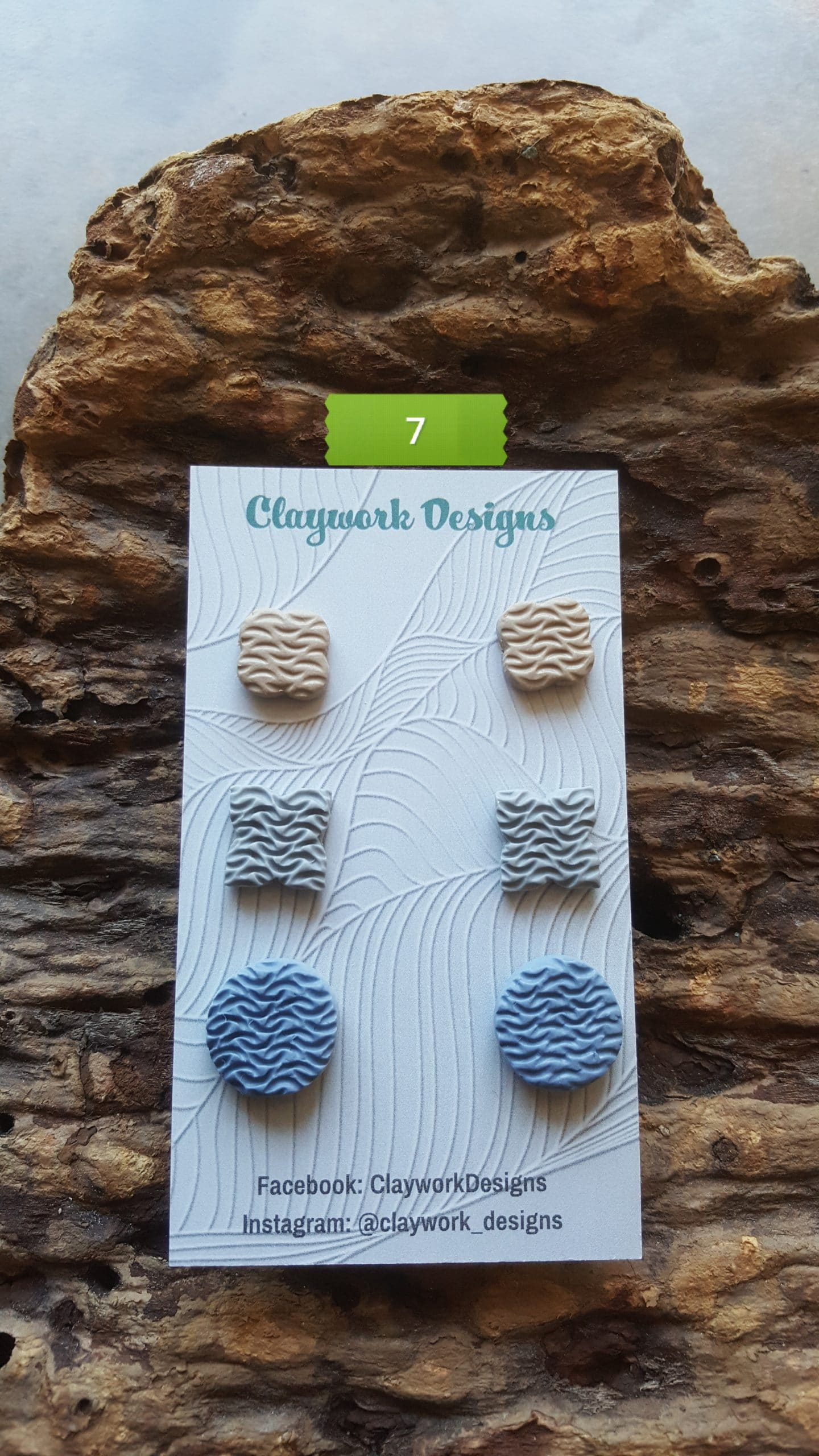 Wirework Designs | Handcrafted chainmaille jewellery and chainmaille products | Chainmaille Weave Stud Earring - 3 Packs | 20210620_172246