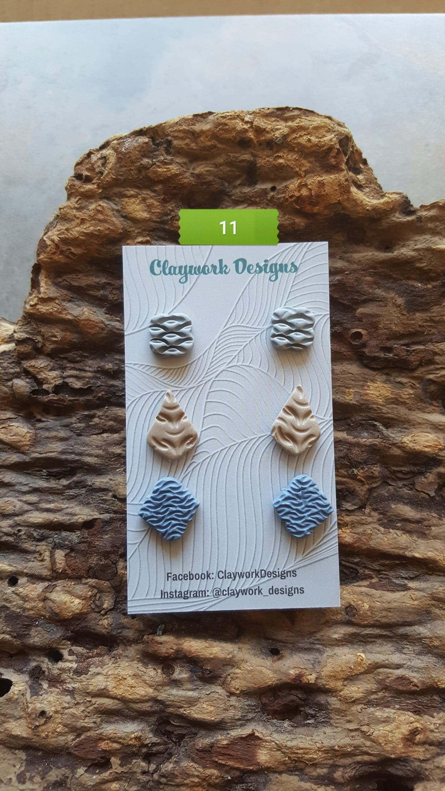 Wirework Designs | Handcrafted chainmaille jewellery and chainmaille products | Chainmaille Weave Stud Earring - 3 Packs | 20210620_172438