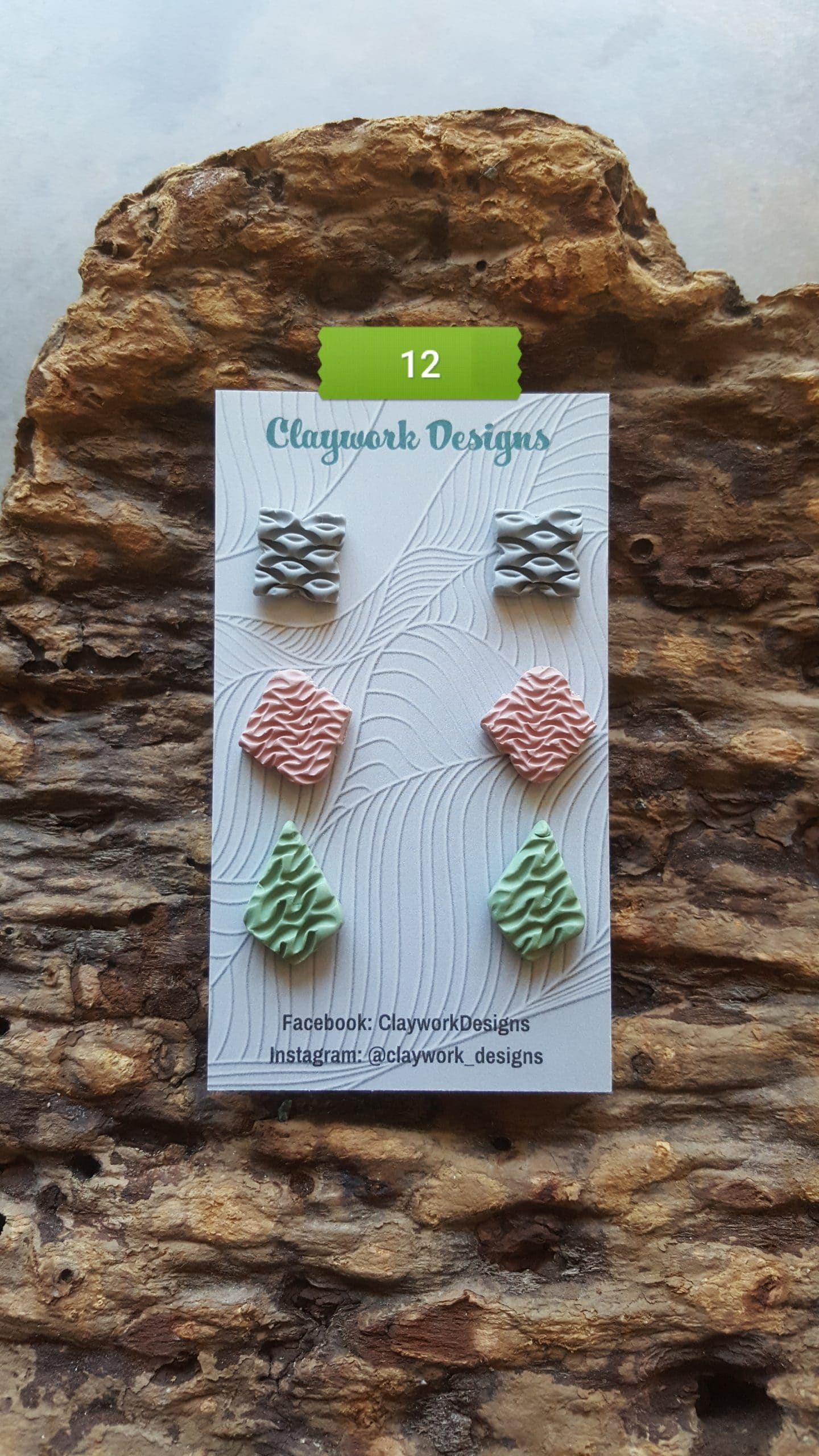 Wirework Designs | Handcrafted chainmaille jewellery and chainmaille products | Chainmaille Weave Stud Earring - 3 Packs | 20210620_172508