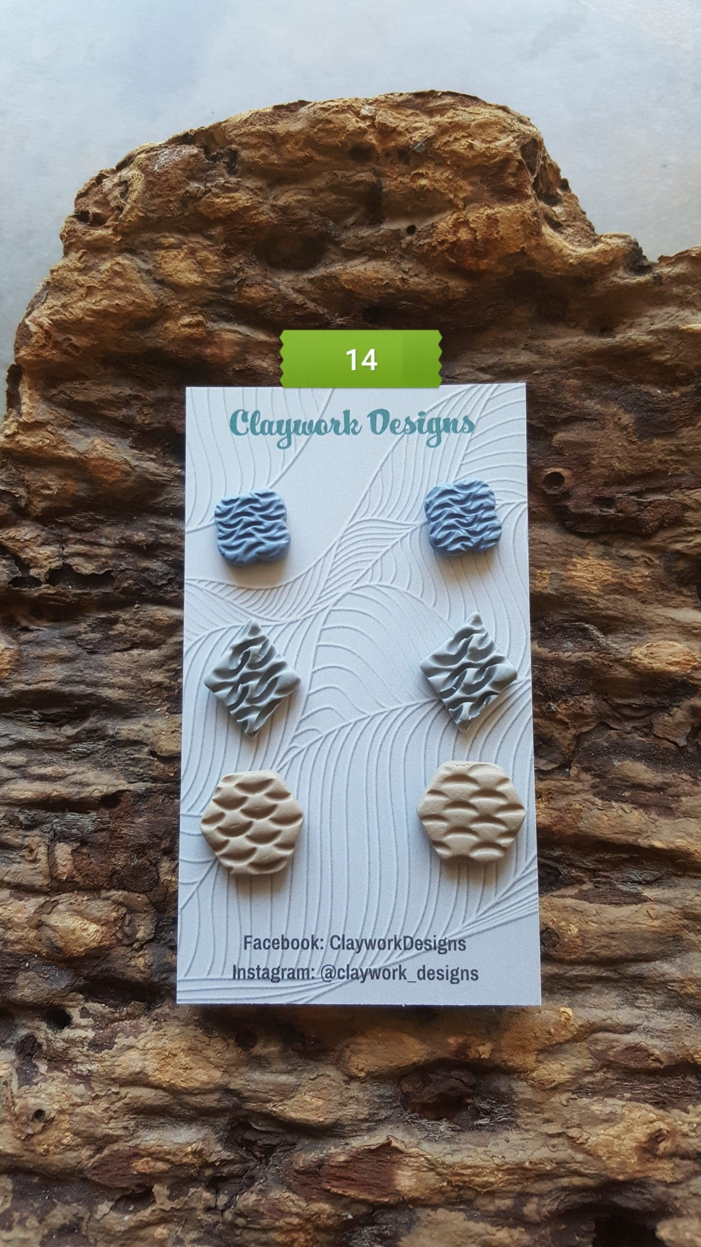 Wirework Designs | Handcrafted chainmaille jewellery and chainmaille products | Chainmaille Weave Stud Earring - 3 Packs | 20210620_172609