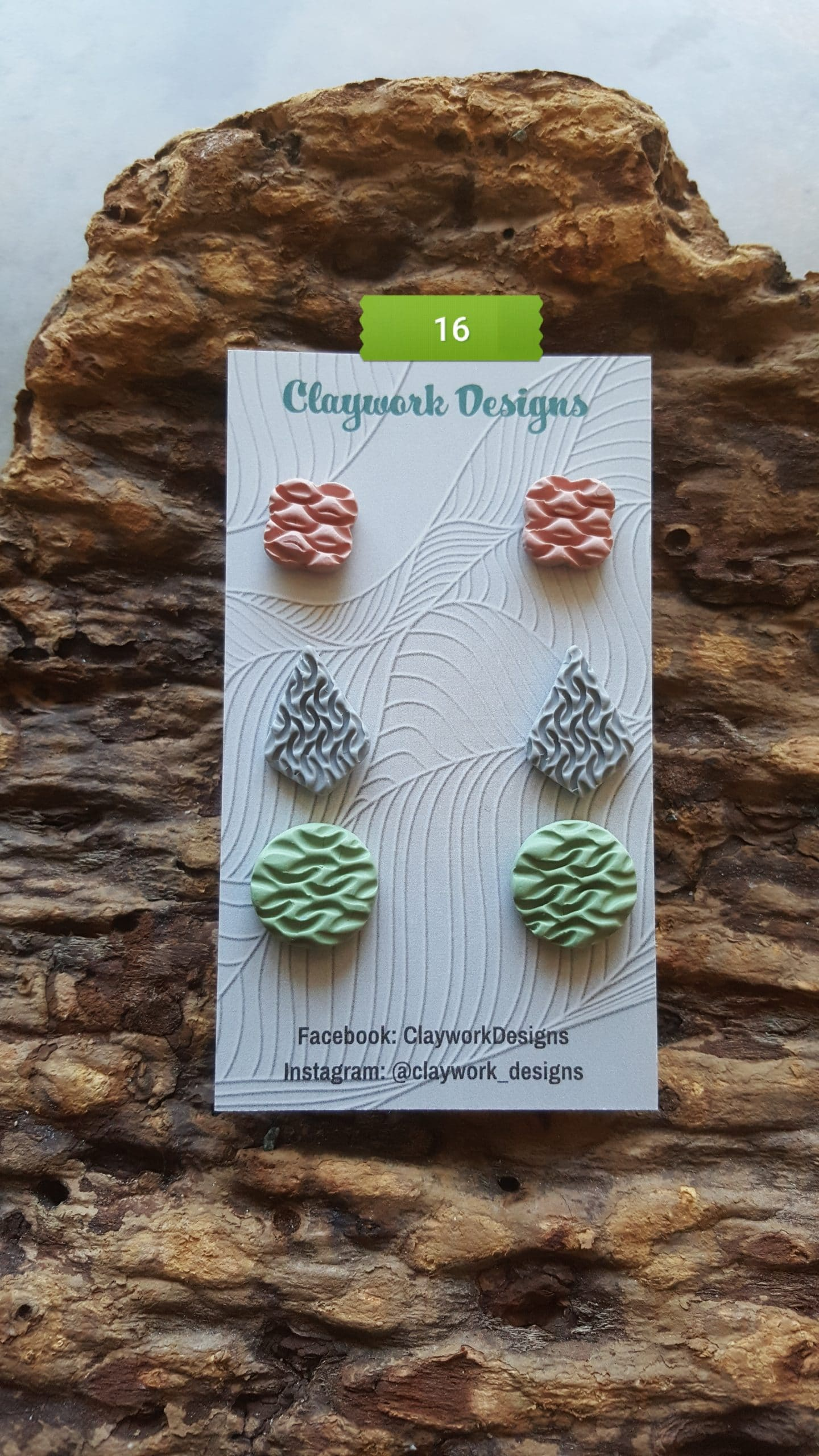 Wirework Designs | Handcrafted chainmaille jewellery and chainmaille products | Chainmaille Weave Stud Earring - 3 Packs | 20210620_172724