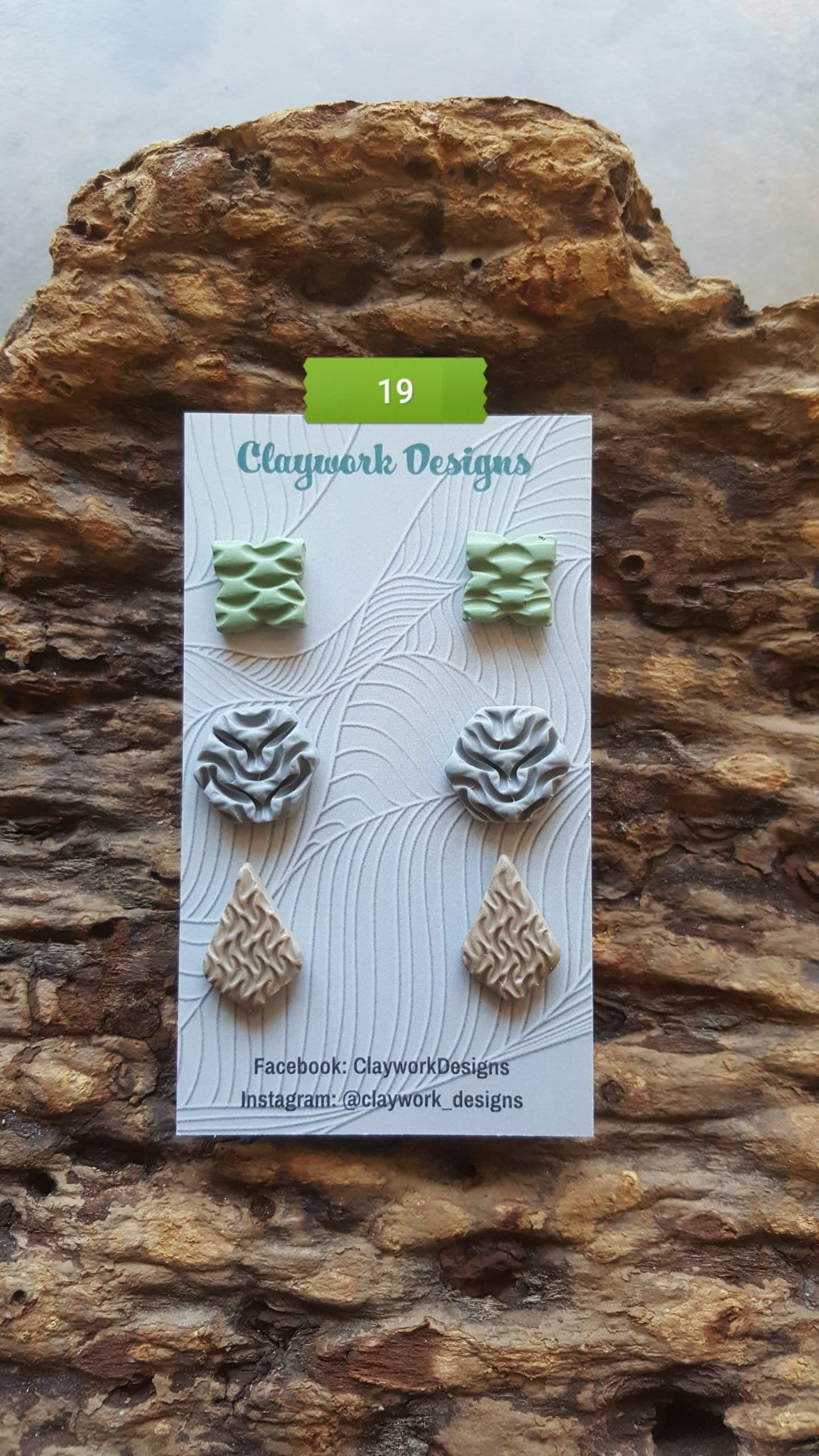 Wirework Designs | Handcrafted chainmaille jewellery and chainmaille products | Chainmaille Weave Stud Earring - 3 Packs | 20210620_172916