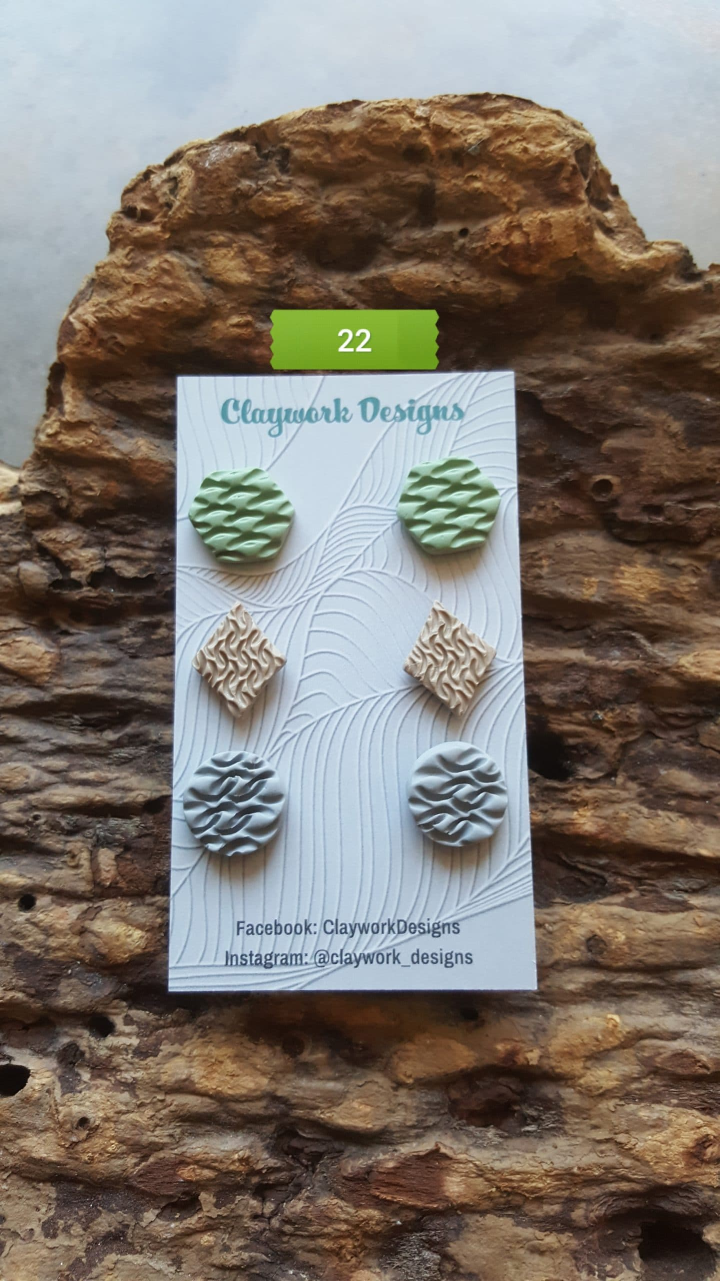 Wirework Designs | Handcrafted chainmaille jewellery and chainmaille products | Chainmaille Weave Stud Earring - 3 Packs | 20210620_173038